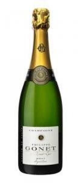 Champagne Philippe Gonet - Signature Brut Blanc de Blanc