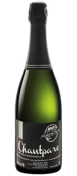 Vignoble Daheron - Chantparc - Pétillant