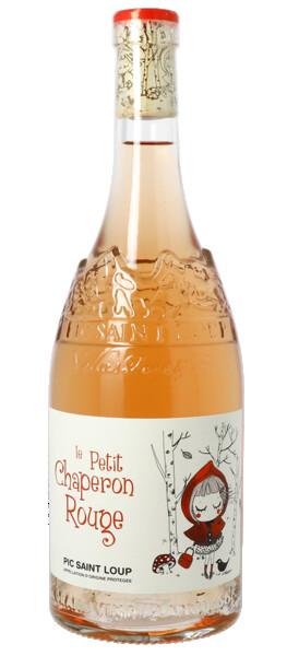 Vignobles Vellas - le petit chaperon rouge - Rosé - 2020