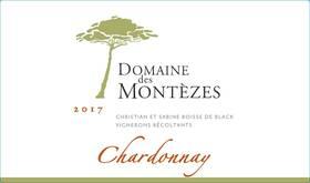 Domaine des Montèzes - chardonnay - Blanc - 2018