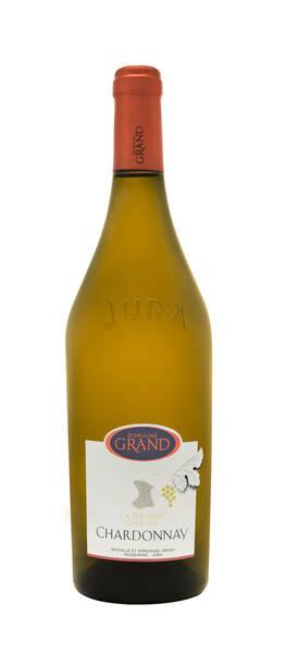 Domaine Grand - chardonnay la grande chaude - Blanc - 2017