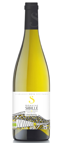 Domaine Sibille - chardonnay - Blanc - 2019