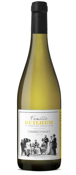 Château Guilhem - chardonnay - Blanc - 2020