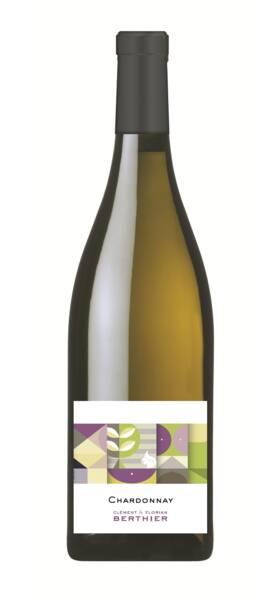 Vignobles Berthier - chardonnay - Blanc - 2018