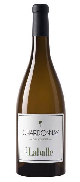 Domaine de Laballe - le chardonnay des landes - Blanc - 2019
