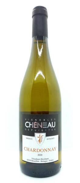 Vignobles Chéneau - chardonnay - Blanc - 2020