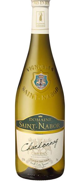 Château Saint Nabor - chardonnay - Blanc - 2018