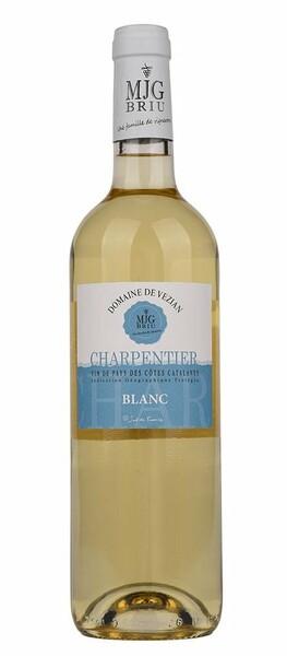 Domaine de Vézian - charpentier - Blanc - 2019