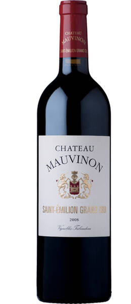 Château Mauvinon - saint-emilion grand cru - Rouge - 2015