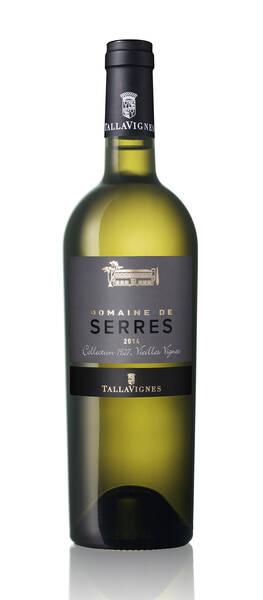 Château de Serres - collection 1927 vieilles vignes - Blanc - 2017