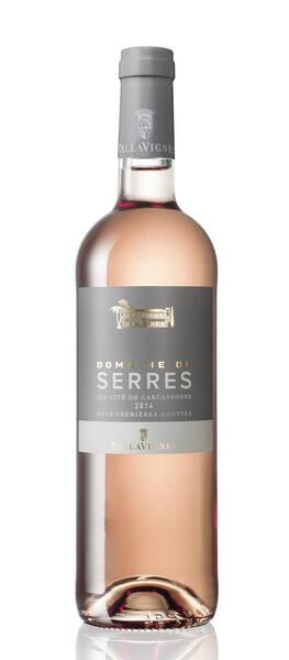 Château de Serres - premières gouttes - Rosé - 2018