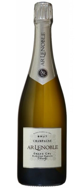 Champagne A.R Lenoble - grand cru blanc de blancs – chouilly - Pétillant