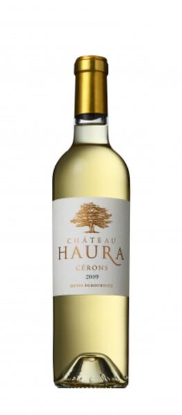 Château Haura - cérons - Blanc - 2009