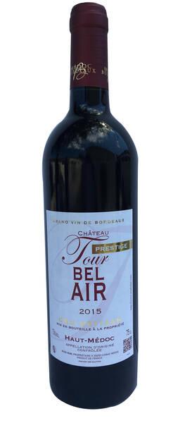 Château Tour Bel Air - prestige - Rouge - 2017