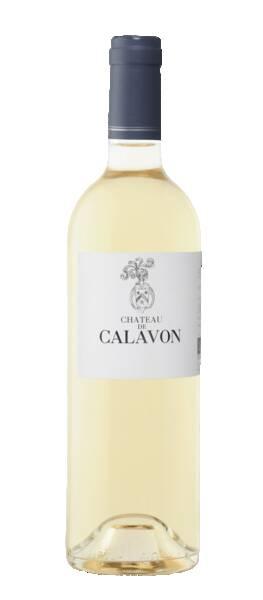 Château de Calavon - château blanc - Blanc - 2018