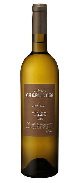 Château Carpe Diem - artus coteaux varois en provence aop - Blanc - 2020