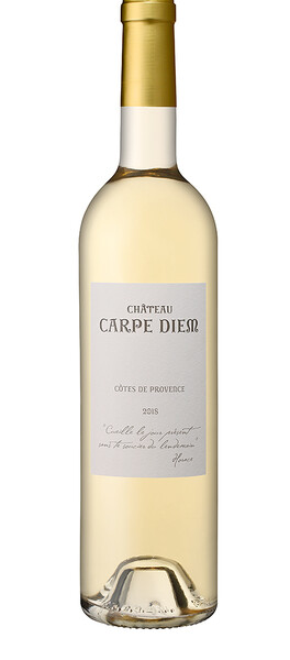 Château Carpe Diem - côtes de provence aop - Blanc - 2018