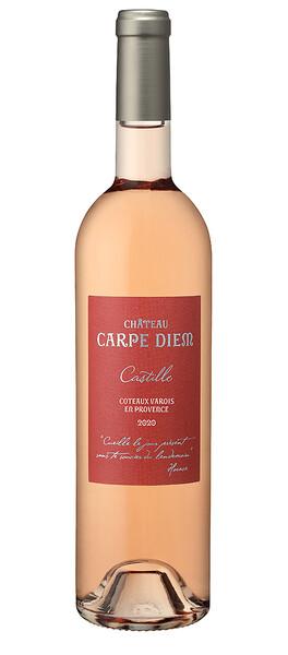 Château Carpe Diem - castille coteaux varois en provence aop - Rosé - 2020