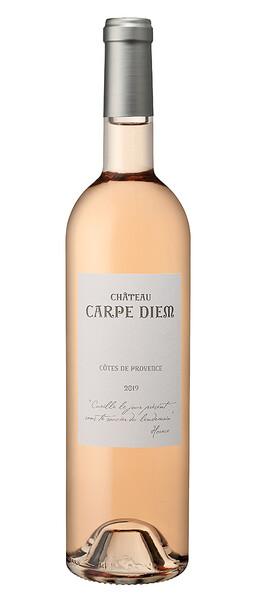 Château Carpe Diem - côtes de provence aop - Rosé - 2020