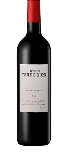 Château Carpe Diem - côtes de provence aop - Rouge - 2018
