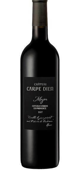 Château Carpe Diem - major coteaux varois en provence aop - Rouge - 2017