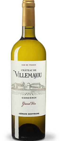 Château l'Hospitalet - de villemajou grand vin - Blanc - 2017