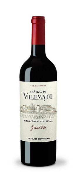 Château l'Hospitalet - de villemajou grand vin   gérard bertrand - Rouge - 2015