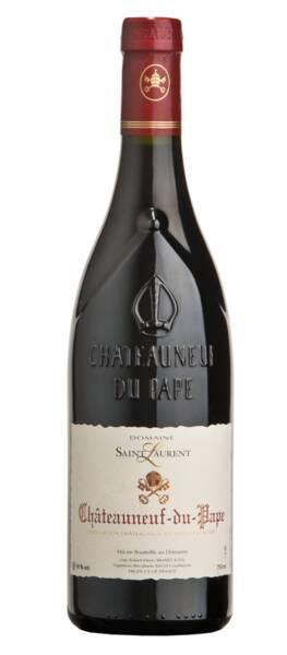 Domaine Saint Laurent - châteauneuf du pape - Rouge - 2018