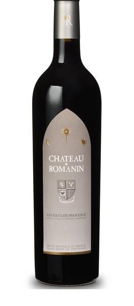 Château Romanin - château romanin rouge - Rouge - 2011