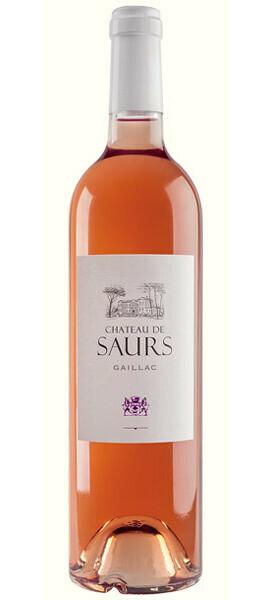 Château de Saurs - rosé - Rosé - 2020