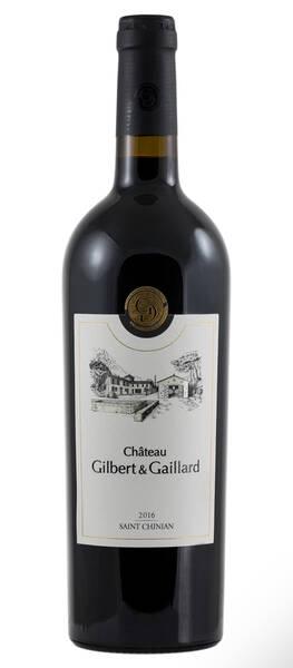 Château Gilbert & Gaillard - château gilbert & gaillard - Rouge - 2016
