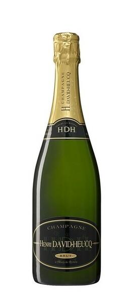 Champagne H. David Heucq - cuvée brut réserve - Pétillant