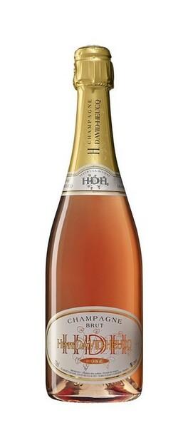 Champagne H. David Heucq - Cuvée Brut Rosé