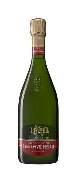 Champagne H. David Heucq - Cuvée Millésime