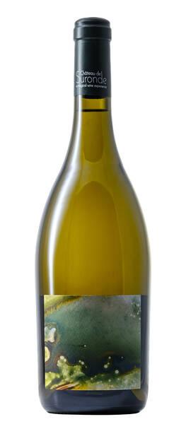 Château de Minière - grand vin de surronde - Blanc - 2017