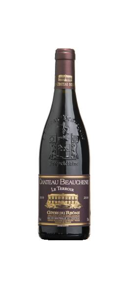 Château Beauchêne  - le terroir - Rouge - 2019