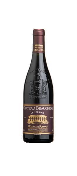 Château Beauchêne  - le terroir - Rouge - 2018