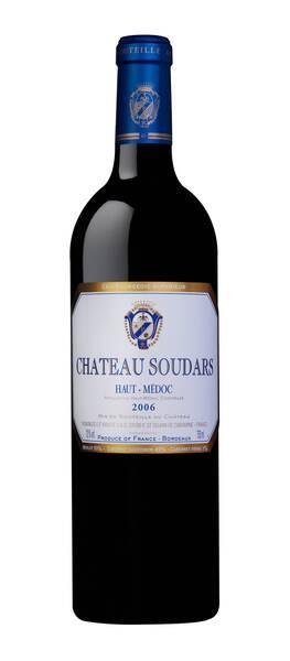 Chateau Soudars - château soudars 2006 - Rouge - 2006