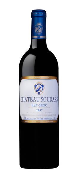 Chateau Soudars - château soudars 2007 - Rouge - 2007