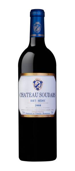 Chateau Soudars - château soudars 2008 - Rouge - 2008