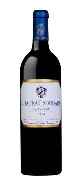 Chateau Soudars - château soudars 2009 - Rouge - 2009