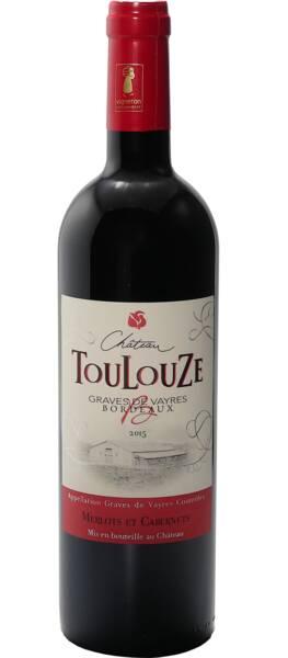 Château Toulouze - cuvée fruitée - Rouge - 2018