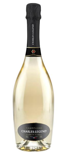 Champagne Charles Legend - cuvée blanc de blancs - Pétillant