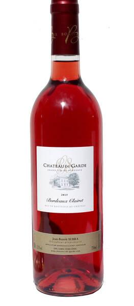 Chateau du Garde - clairet - Rosé - 2017