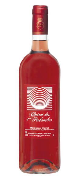 Château Peneau - clairet des premières palombes - Rouge - 2019