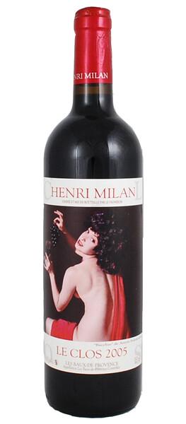 Domaine Milan  - Clos - Rouge - 2005