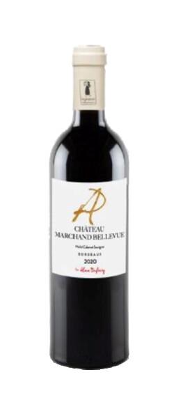 Château Marchand Bellevue - château marchand bellevue - Rouge - 2020