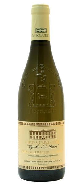 Château Beauchêne  - châteauneuf du pape vignobles de la serriere - Blanc - 2019