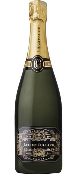 Champagne Lucien Collard - brut millésime  grand cru - bouzy - Pétillant - 2009