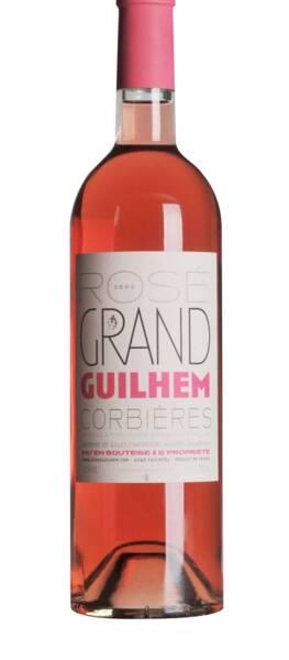 Domaine Grand Guilhem - rosé grand guilhem - Rosé - 2019